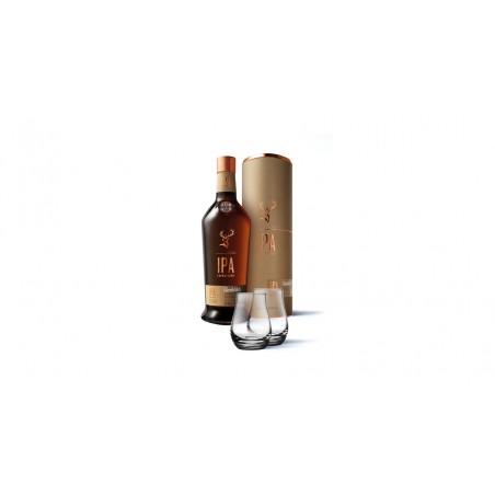 Glenfiddich IPA 0,7l 43% se sadou degustačních skleniček