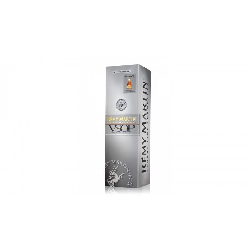 Rémy Martin koňak VSOP 0,7l 40% s Accord Royal miniaturou v dárkovém balení
