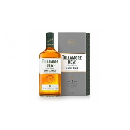 Tullamore D.E.W. 14 YO Single Malt 0,7l 41,3% akce daruj láhev
