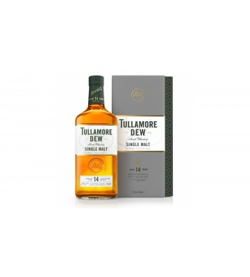 Tullamore D.E.W. 14 YO Single Malt 0,7l 41,3%