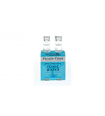 Fever-Tree Mediterranean Tonic 0,2l 4pack