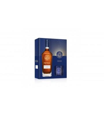 Metaxa 12* 0,7l 40% v krabičce se dvěma skleničkami