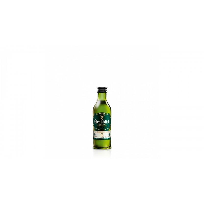 Glenfiddich 12 YO 0,05l 40%