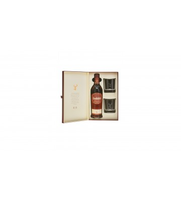 Glenfiddich 15 YO 0,7l 40% Edition 2017 dárková kazeta se dvěma skleničkami