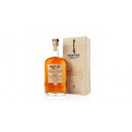 Mount Gay Pot Still 0,7l 48% limited edition