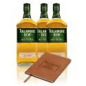 Akční set Tullamore DEW 0,7l 40% NOTES TD